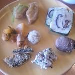 パークサイドキッチン 桜亭 - ビュッフェ料理