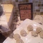 パークサイドキッチン 桜亭 - 肉だんごのもち米蒸し