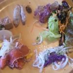 パークサイドキッチン 桜亭 - ビュッフェ料理2