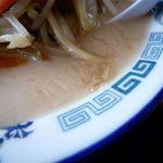 ジュン - チャンポンのスープのアップ
