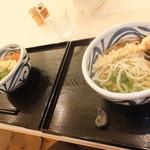 nico - 海老天うどん 700円 2杯 【 2012年12月 】