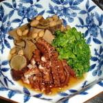 知歩里 - 煮物盛り合わせ