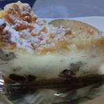 パティスリー タケアート  - クリームチーズのクラフティ