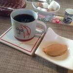 魚町カフェ - コーヒー・アイス(キャラメル)