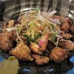 虎視眈々 - 地鶏の炭火焼き