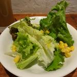16377924 - ランチのサラダ