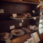 ビオン ハグカフェ - 焼き菓子も