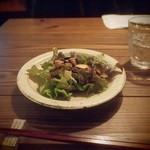 ビオン ハグカフェ - サラダ