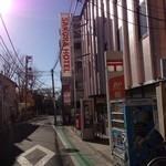 サクラカフェ幡ヶ谷 - 2012年12月16日
