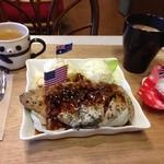 サクラカフェ幡ヶ谷 - 2012年12月16日英語圏BIG3を味わう ★HAPPY X'mas COMBO!!!★
