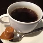 隣の洋食屋さん ブラボーパパ - コーヒー