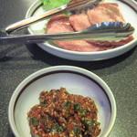 わいわい亭 - ニラ味噌