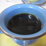 喫茶マコ - 香りが良くて美味しい~~。