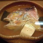 1638554 - 甘鯛(ぐじ) 勿論、骨つきです(笑)