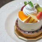 16381165 - レアチーズケーキ