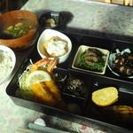 虹色キッチン - 2012年12月16日 日替わり定食 730円