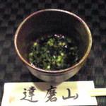 達磨山 - 素麺つゆ