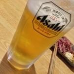 居酒屋 庄助 - 料理写真:生ビール