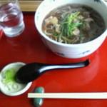16385116 - 地鶏そば 800円 2012/12