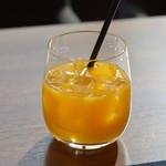 SEBRI - 料理写真:佐賀みかん100%ジュース