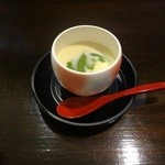 神その - 料理写真:茶碗蒸し