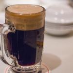 ニューミュンヘン - まずは黒ビール!