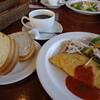 Cafe Luogo - 料理写真:オムレツモーニング