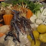 16389507 - 海鮮ちゃんこ鍋