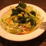 ガネーシャ・ガル - ランチのサラダ