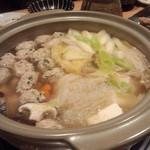 鳥恵 - 鍋