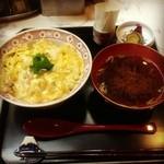 16392290 - 20121215淡路どりの親子丼鶴亀サイズ