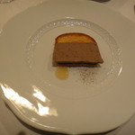 16393805 - ごあいさつ:自家製ブリオッシュに鶏レバーパテ