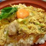 16394179 - 親子丼¥720