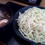 16394386 - 醤油つけ麺 3玉(730円)