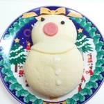 DONQ - 雪だるまのパン¥252