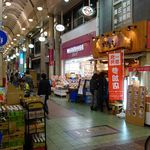 16395765 - 視点:商店街沿い北向き(天神橋筋六丁目方向)