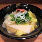 麺匠 四神伝 - 塩コッペ