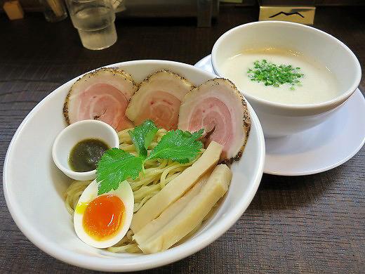 ラーメン家 みつ葉 - 豚CHIKIつけ麺 1玉(140g)