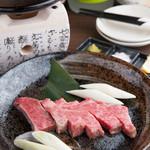 ナンクルナイサ きばいやんせー - 佐賀牛陶板焼き