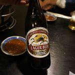 焼肉 多牛 - ビールはキリンラガー