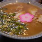 楠本屋 - 料理写真:中華そば