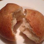 1640504 - パンの大きさが小さいので男だと物足りない。