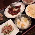酔樓本館 - 酢豚定食 780円