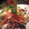 鮮魚のカルパッチョPez Style