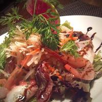 フュージョンバル ペス - 鮮魚のカルパッチョPez Style