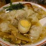 16405166 - にくワンタン麺(醤油) 760円
