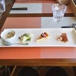 葛城ガーデン - 前菜