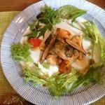 16407598 - セットの日替り魚料理