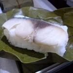 アプローズ - 2012.12 サバのお寿司、〆サバも好きです:笑