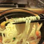 たぐち家 - うどんUP_2012-12-15